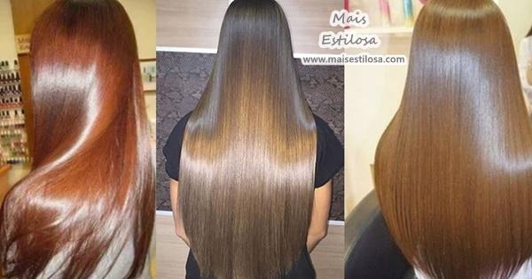 hidratação para encorpar e fazer o cabelo crescer