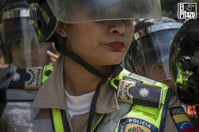 Funcionaria embarazada de la PNB murió , cuando jugaba a los policías y ladrones