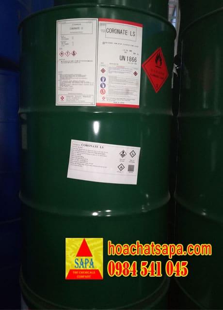 Coronate LS - Polyisocyanate - cứng trong nhà