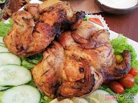 Laziz Filipino Mediterranean Cuisine, Antipolo, tazaj bbq whole
