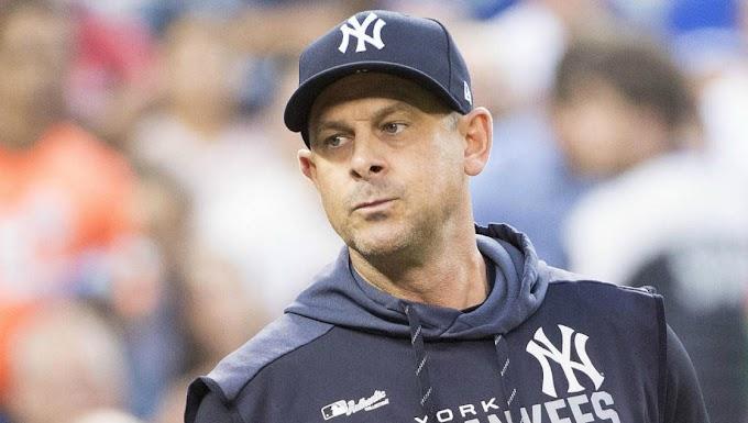 Manager de Los Yankees implora regla de misericordia en Grandes Ligas para evitar derrotas vergonzosas