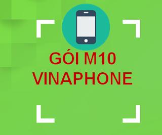 Gói cước M10 Vinaphone