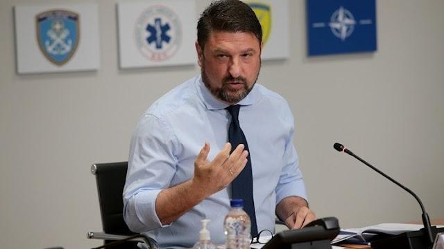 Ν. Χαρδαλιάς: Πήραμε νέα μέτρα για να ανακοπεί η αυξητική τάση της επιδημίας