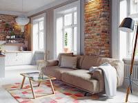 Cara Mudah Membuat Rumah Terlihat Menarik