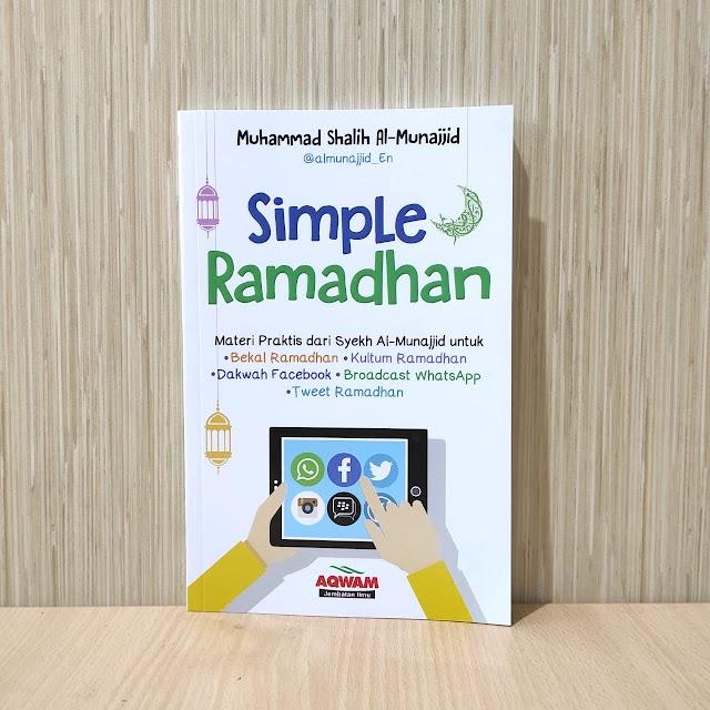 Simple Ramadhan