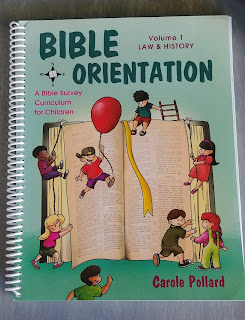 Bible Orientation: A Bible Survey Curriculum for Children Volume 1 (Review)