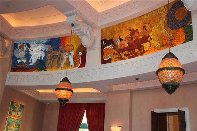 Mythos Atlantis in der Lobby (C) JUREBU