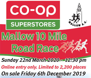 https://corkrunning.blogspot.com/2019/11/notice-mallow-10-mile-road-race-sun.html
