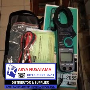 Jual Digital Clamp AC DC Kyoritsu 2055 di Malang