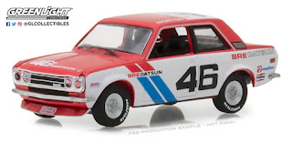 greenlight datsun 510 bre brock