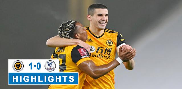 Wolverhampton Wanderers vs Crystal Palace – Highlights