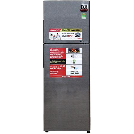 Tủ lạnh Sharp Inverter 253 lít SJ-X281E-DS