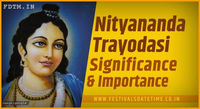 Nityananda Trayodasi: Know The Ritual and Significance