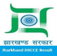 Jharkhand DSCCE Result