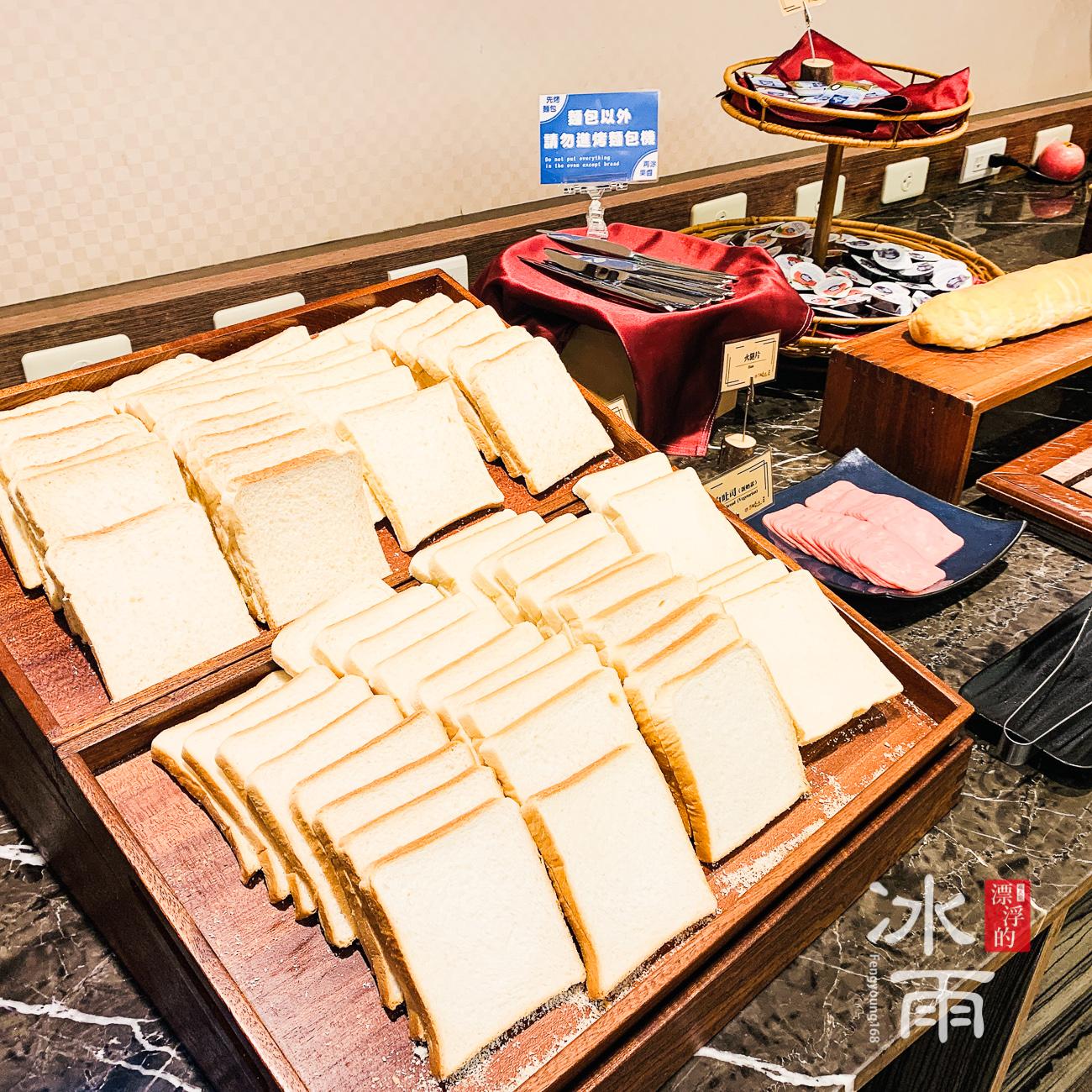 川湯春天溫泉飯店德陽館|早餐|吐司