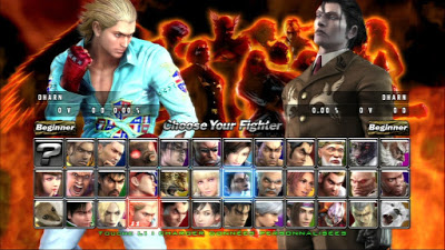Tekken 5 Dark Resurrection 1 10 Gb Highly Compressed Game For