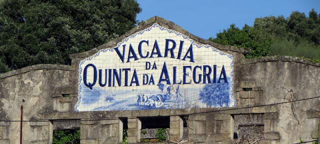 painel de azulejos da Quinta da Alegria