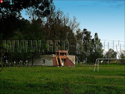 Стадион в Любче