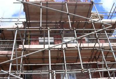 Keuntungan Pemanfaatan Scaffolding Bagi Para Pekerja Konstruksi Bangunan