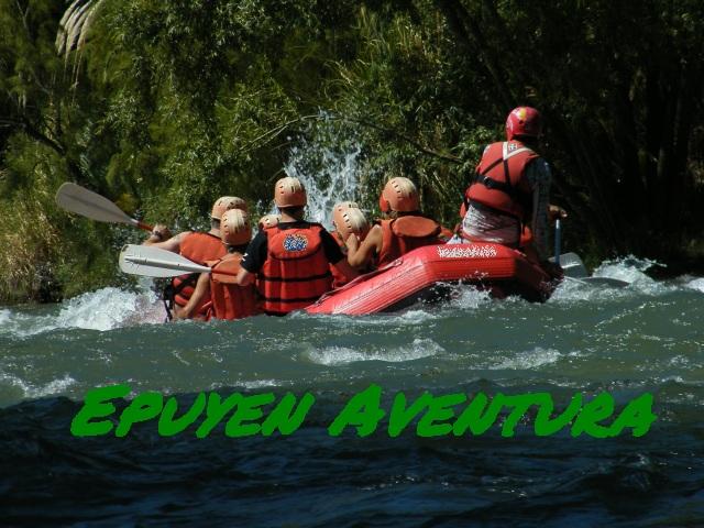 Rafting - Patagonia Andina