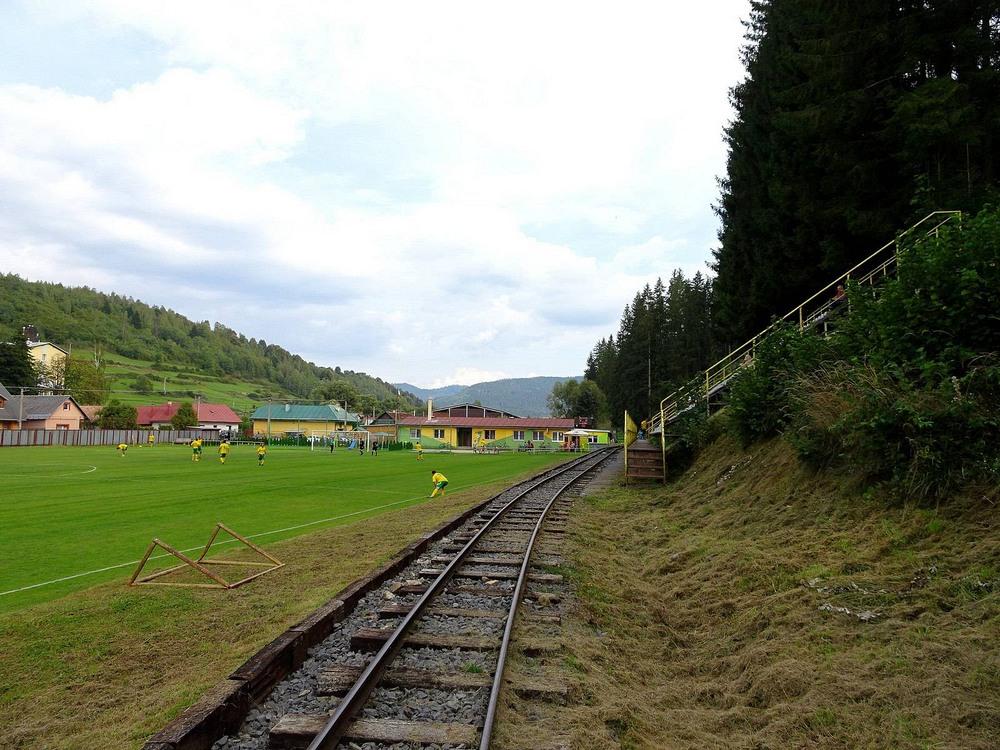 Čierny Balog Stadium
