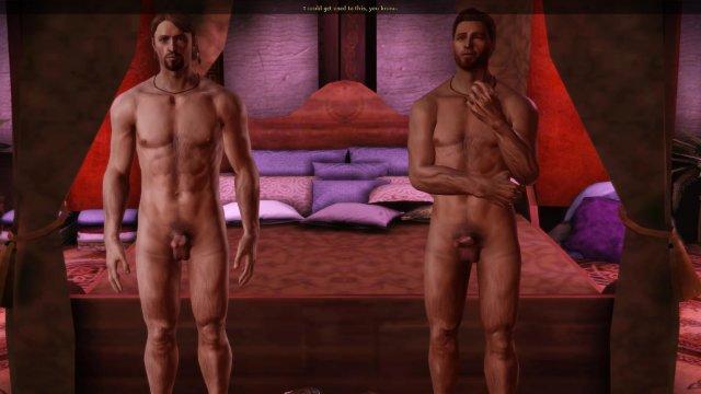 Dragon Age Gay Porn Sex met mam naakt