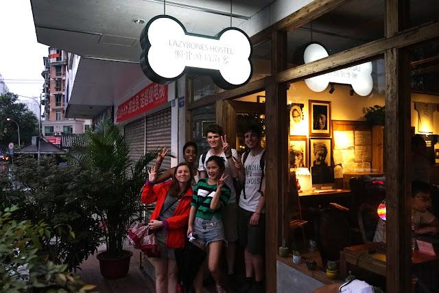 Hotel lazybones à Chengdu