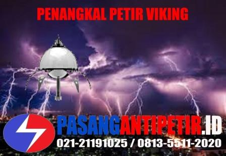 penangkal petir viking, jual penangkal petir viking, harga penangkal petir viking