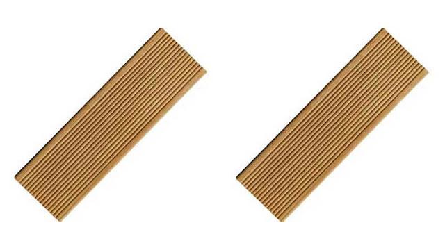 lantai kayu outdoor untuk dermaga/pelabuhan