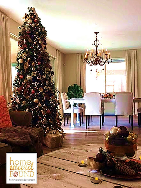 home decor holidays Christmas tree
