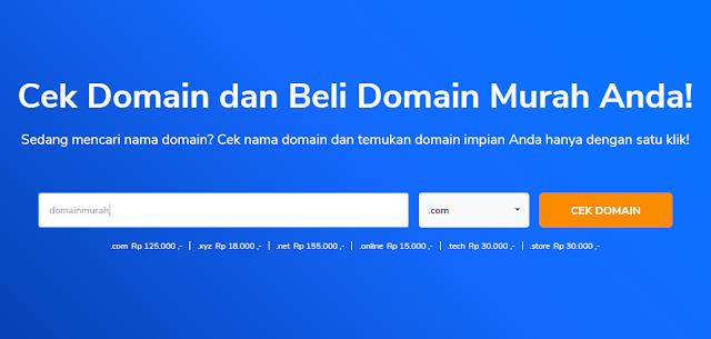 Domain Murah .COM
