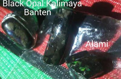 Blak Opal Kalimaya