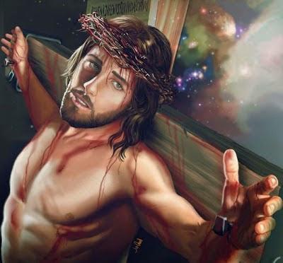 Resultado de imagen para Imágenes de Cristo en la cruz