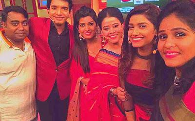 Akshaya Deodhar Family
