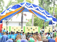 Wakil Bupati Takalar deklarasi Madrasah Ramah Anak (MRA)