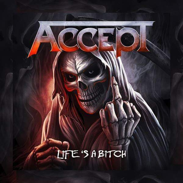 "Το single των Accept ""Life's a Bitch"""