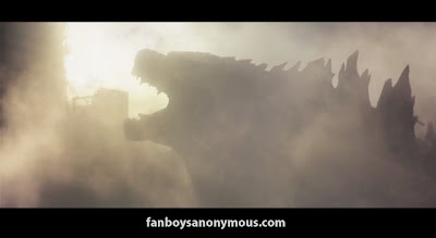 Leaked Video for Godzilla 2014 Movie