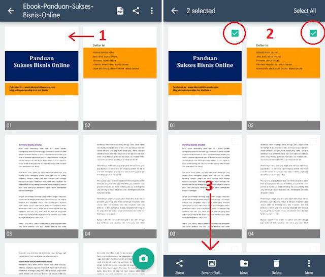Mengubah PDF menjadi gambar