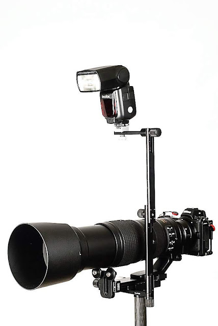 Hejnar Photo Extended Flash Bracket overview