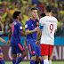Colombia goleó a Polonia y está viva en el Mundial de Rusia