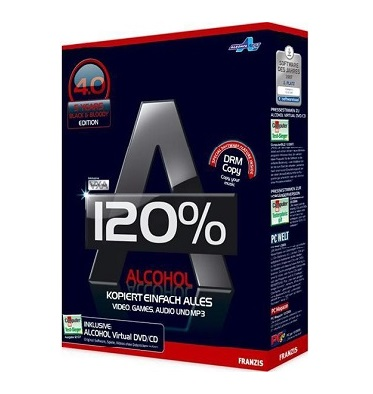 Alcohol 120% 2.0.3 Build 9811 FULL + Crack - Latest PC ...