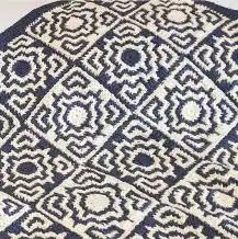 Manta Mosaic Eco a Crochet