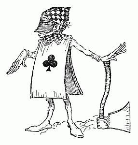 Linda's Blog: Arthur Rackham Illustrations From Alice's