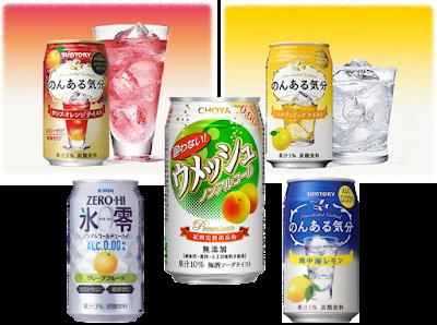 Minuman Chuhai