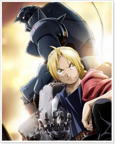 憶塵居: 2009年4月新番:鋼之鍊金術師第二季