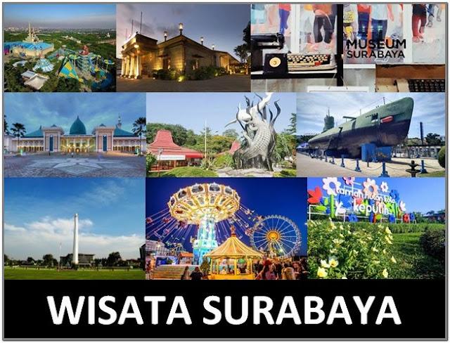 10 Top Destinasi Wisata Surabaya
