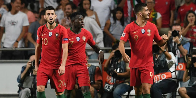 Penyerang Asal Portugal Andre Silva Tidak Mau Disebut Penerus Cristiano Ronaldo