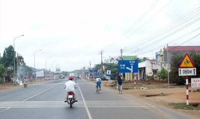 Bán nhà đất phường Xuân Tân Tp. Long Khánh