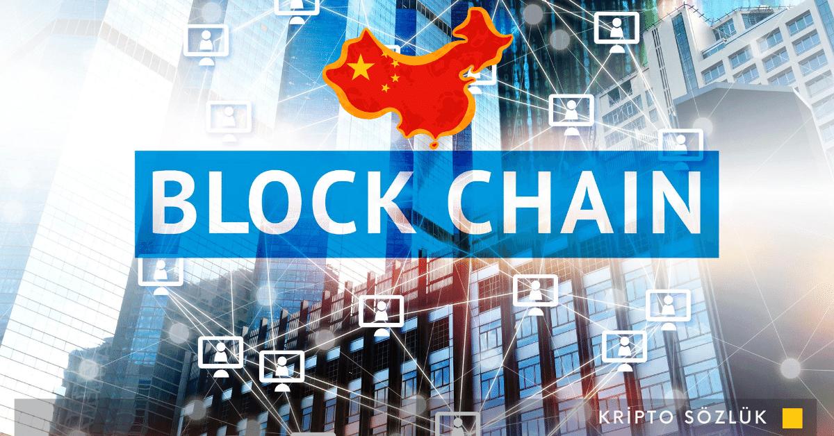 Çin'den Blockchain Tabanlı Uluslararası Web Sitesi