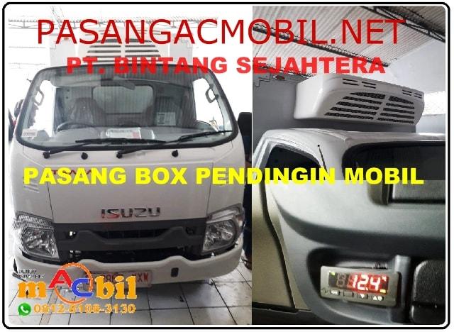 PASANG BOX PENDINGIN MOBIL